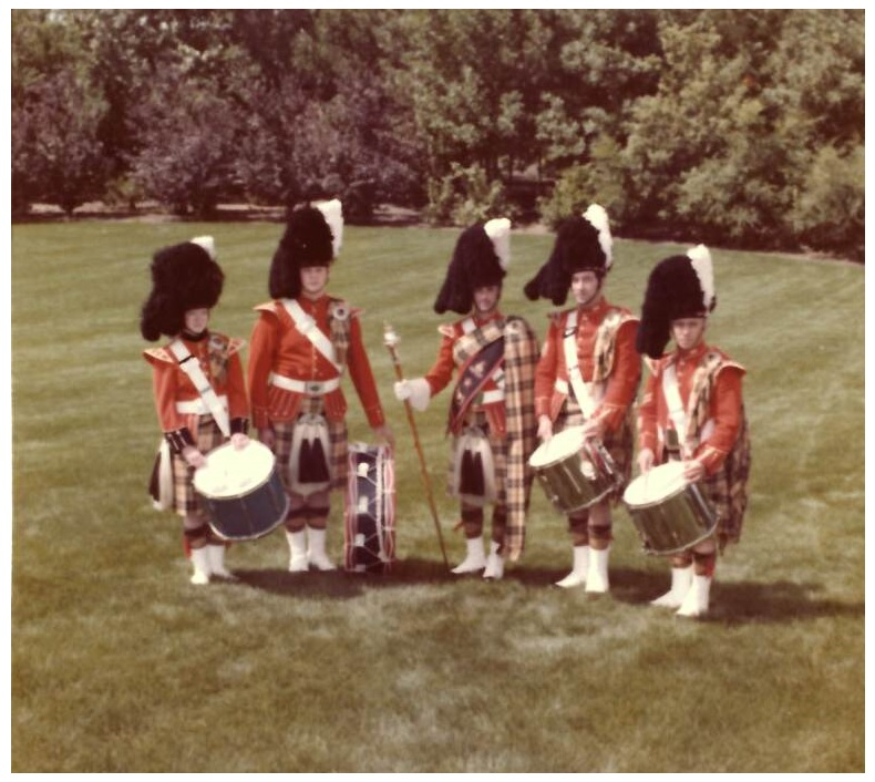 10th Field Drummers